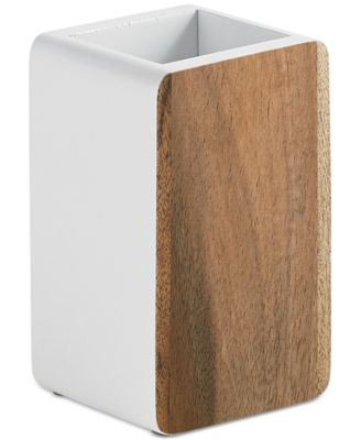 Kassatex Habitat Collection Toothbrush Holder