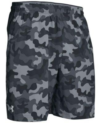 Under Armour Men's Rival Camo Shorts - Shorts - Men - Macy's