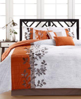 Ivy 7-Pc. Queen Comforter Set