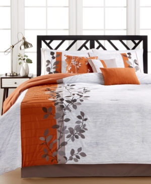 Ivy 7-Pc. Comforter Set