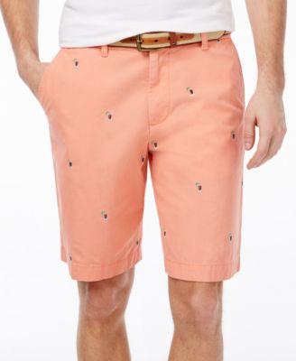 Tommy Hilfiger Men's Pineapple Shorts - Shorts - Men - Macy's