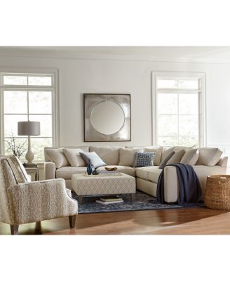 Kelly Ripa Ampton Accent Chair Only At Macys