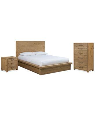 Abilene Storage Bedroom Furniture Collection Furniture Macys