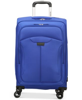 """CLOSEOUT! Ricardo Oakdale 21"""" Expandable Carry-On, Only at Macy's Spinner Suitcase"""