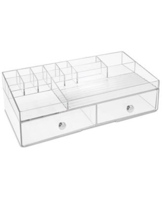 Interdesign Makeup Organizer, Clear