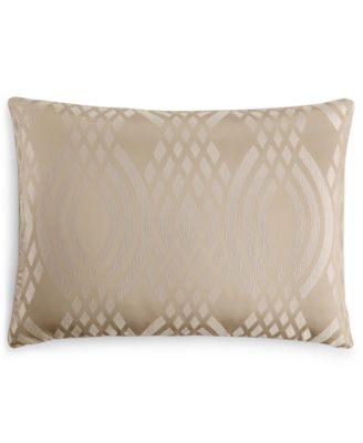 Hotel Collection Dimensions Champagne King Sham, Only at Macy's
