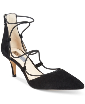 Inc International Concepts Daree Lace-Up Pumps, Only at Macy's Women's Shoes