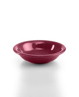 Fiesta Claret Fruit Bowl