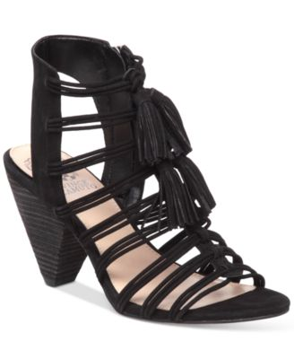 Vince Camuto Ekerd Cutout Sandal Sandals Shoes Macy S