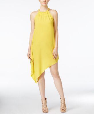 Xoxo yellow dress juniors