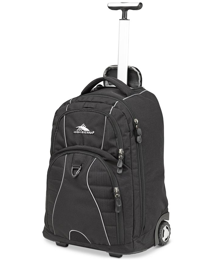 High Sierra - Rolling Backpack, Freewheel