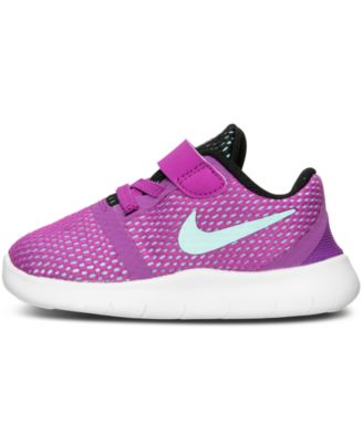 Nike Toddler Girls' Free RN Running Sneakers from Finish Line