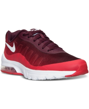 9a7665bb2b38cb UPC 659658404595 product image for Nike Men s Air Max Invigor Print Running  Sneakers from Finish Line ...