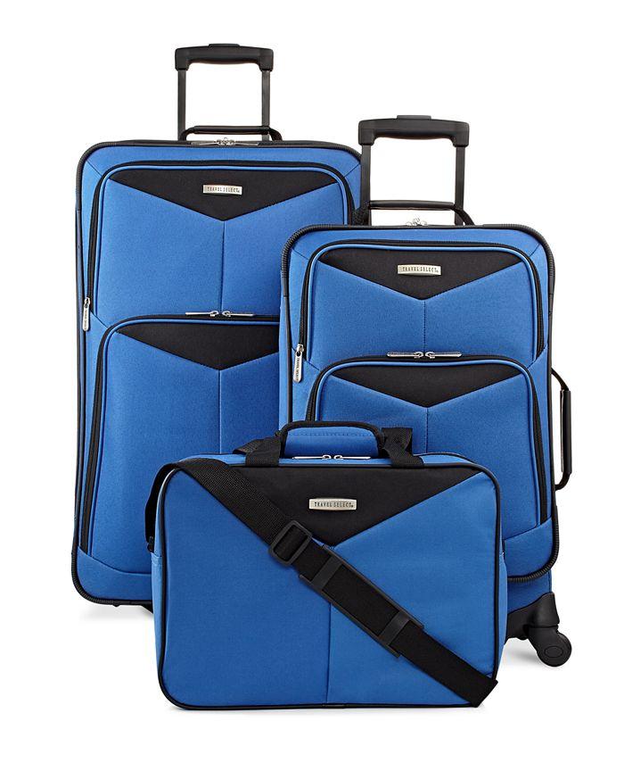 Travel Select - Bayfront Spinner 3-Piece Luggage Set
