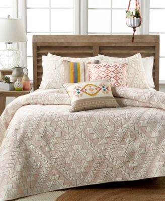 Martha Stewart Collection Canyonlands Standard Sham, Only at Macy's