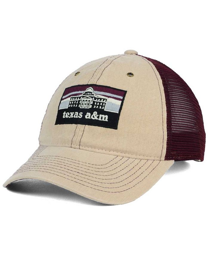 Zephyr - Texas A&M Aggies Landmark Mesh Cap