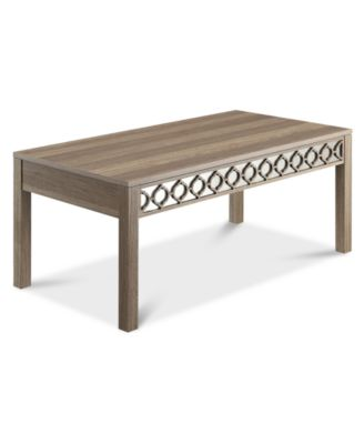 lashly coffee table quick ship - How To Ship Furniture