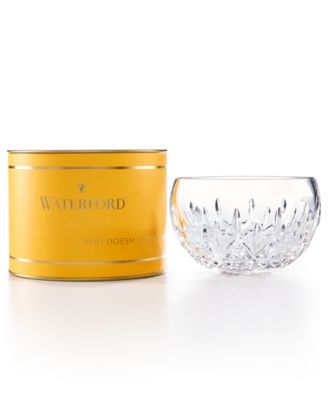 """Waterford Giftology Lismore Collection 5"""" Candy Bowl"""