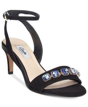 Clarks Artisan Women's Amali Opal Dress Sandals Women's Shoes