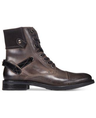 Bar Iii Men S Trey Cap Toe Boots Only At Macy