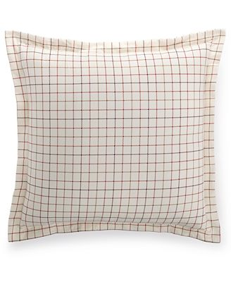 Martha Stewart Collection Appleton Plaid Flannel Full