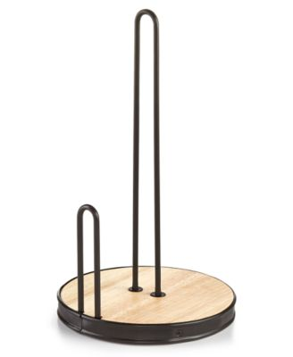 Wire Paper Towel Holder, Created for Macy's