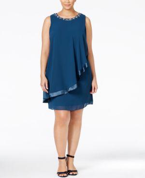 evening wear, semi formal, plus size