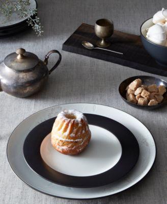 noritake colorwave graphite dinnerware collection - Noritake Colorwave