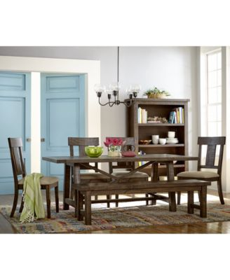 Ember Dining Room Furniture Collection Furniture Macys - Macys dining room sets