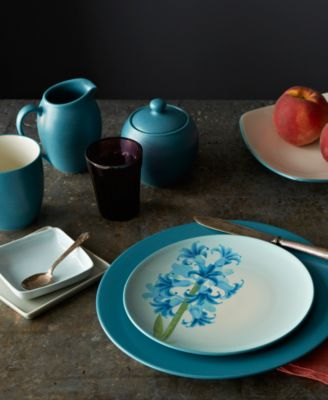 Noritake Colorwave Turquoise Collection - Fine China - Macy\'s