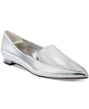 Nine West Abay Pointed-Toe Flats Women's Shoes