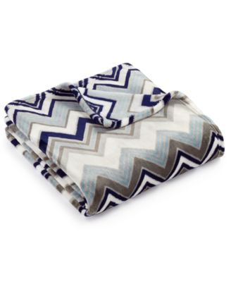 Image of Charter Club Cozy Plush Throw, Only at Macy's