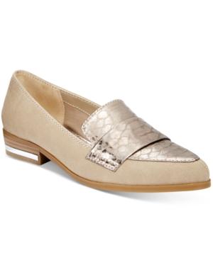 Bar Iii Involve Oxford Loafers, Only at Macy's Women's Shoes