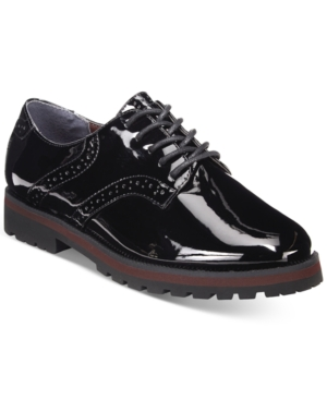 White Mountain Gilly Lace-Up Oxfords Women's Shoes