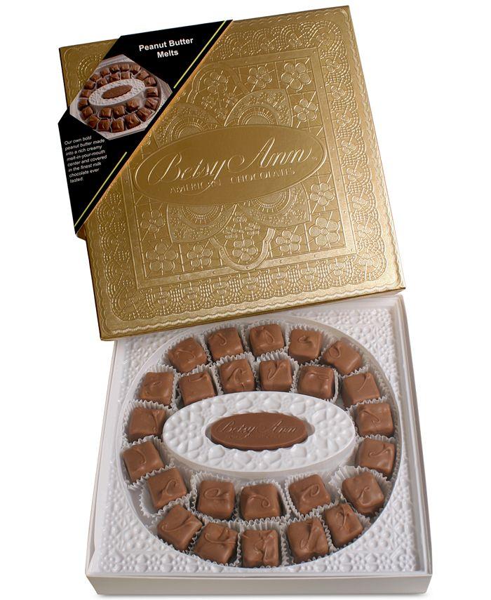 Betsy Ann Chocolates - Peanut Butter Melts