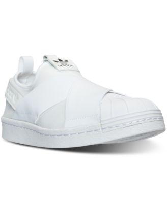 adidas Women's Superstar Slip-On Casual