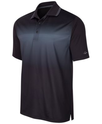 Image of Greg Norman For Tasso Elba Men's Ombre Performance Polo, Only at Macy's