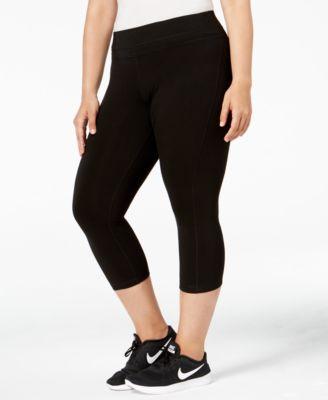 Ideology Plus Size Stretch Full-length Legging - Pants & Capris ...