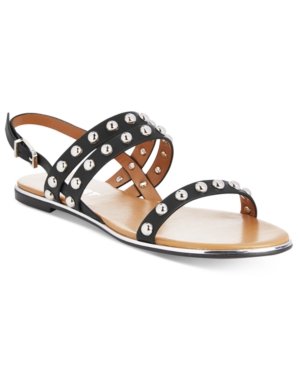 Report Caia Studded Flat Sandals Women's Shoes