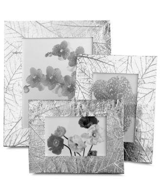 michael aram forest leaf 4 x 6 frame - Michael Aram Picture Frames