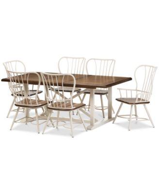 Image Result For Delran Piece Dining Room Furniture Set