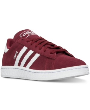 adidas Men's Campus Suede Casual Sneakers from Finish Line