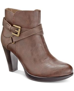 Rialto Pamela Booties Women's Shoes