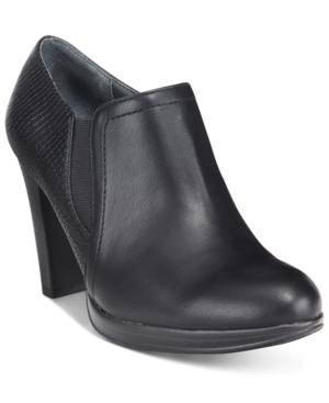 Rialto Posie Slip-On Booties Women's Shoes