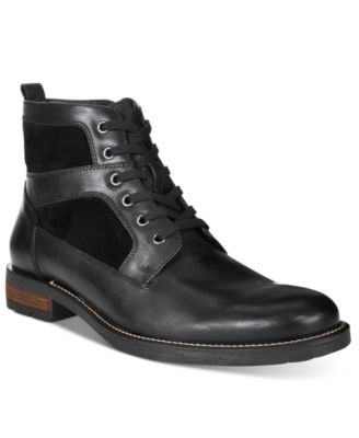 Alfani Men S Isaac Double Zip Boots Only At Macy S All