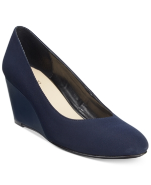 Tr Taryn Rose Katrina Wedge Pumps, Only at Macy's Women's Shoes