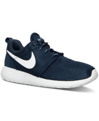 Nike Women's Roshe One Print Casual Sneakers from Finish Line   macys.com