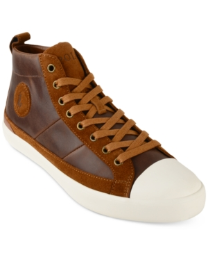 Polo Ralph Lauren Men's Clarke Athletic Hi-Top Sneakers Men's Shoes