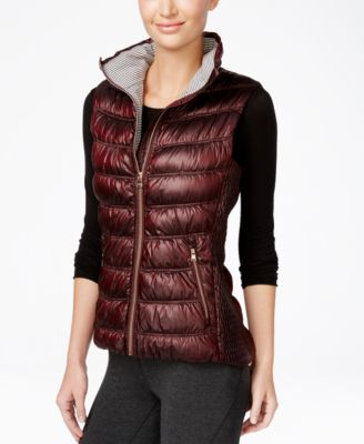 Image of Calvin Klein Performance Puffer Vest