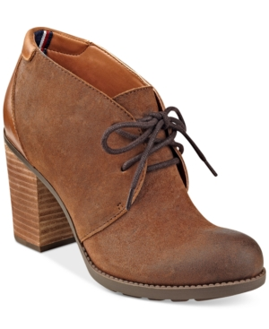 Tommy Hilfiger Duff Lace-Up Shooties Women's Shoes